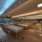 Hospital de Campanha em Betim (Imagem PMB)