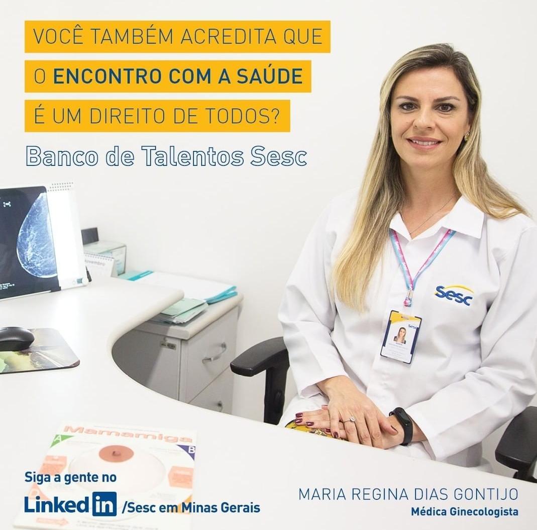 Banco de Talentos Sesc