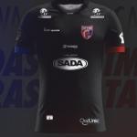 Nova camisa de jogo do Betim Futebol