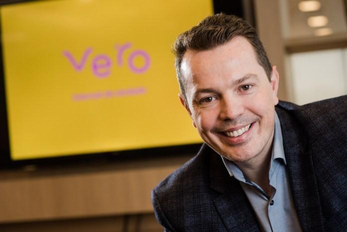 Fabiano Ferreira, diretor presidente da Vero Internet