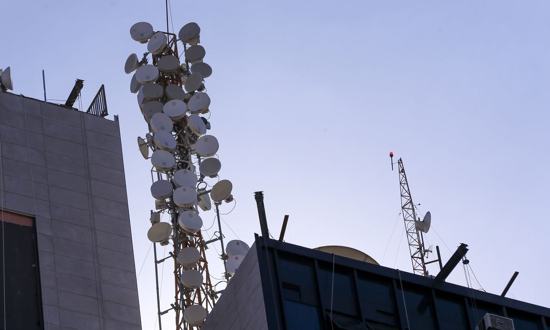 Antenas de telecomunicação em Brasília