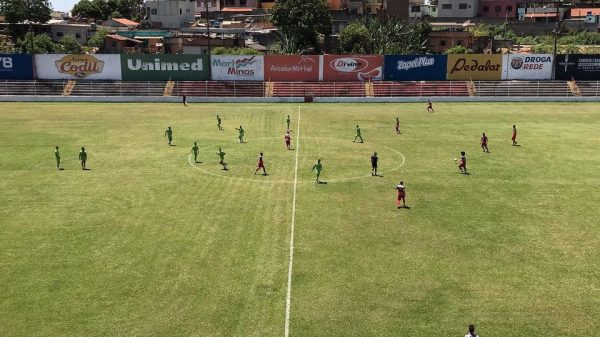 Betim Futebol enfrenta Guarani em jogo-treino na manhã deste sábado 26set2020 (Imagem Reprodução Facebook)