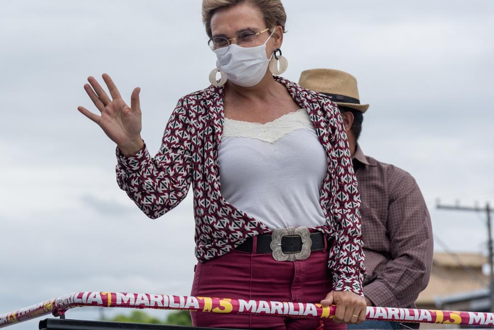 Marília Campos (Imagem Site Oficial Divulgação)