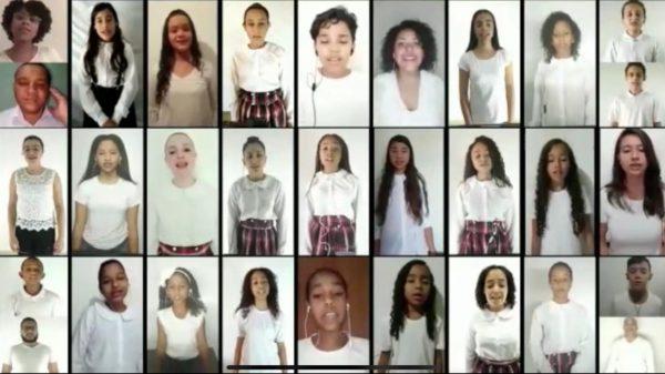 Coral dos Meninos e Meninas Cantores de Betim (Imagem Divulgação)