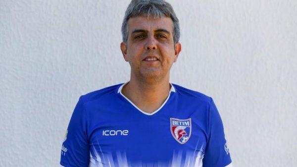 Emerson Ávila (Imagem Betim Futebol Divulgação)