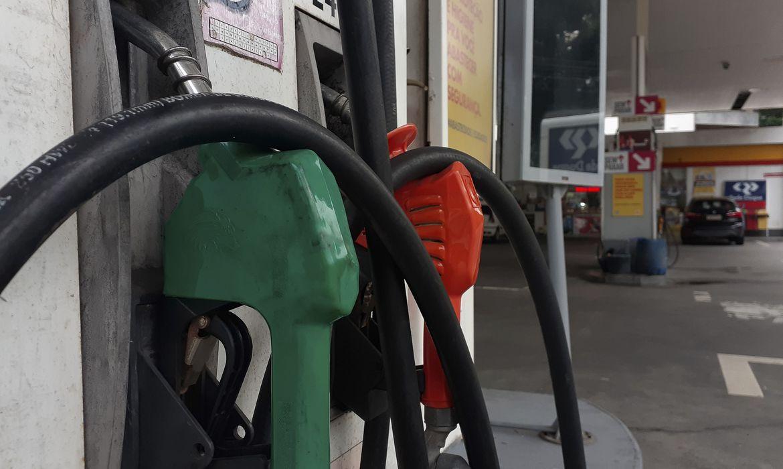 bomba posto de combustíveis gasolina petrobras