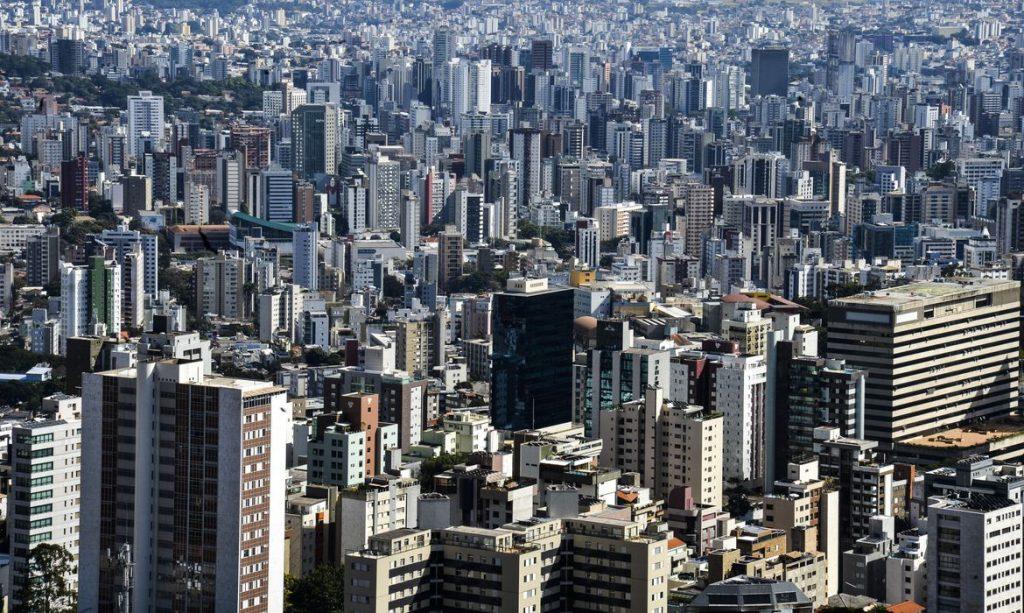 Belo Horizonte (Imagem Marcello Casal Jr./Agência Brasil)
