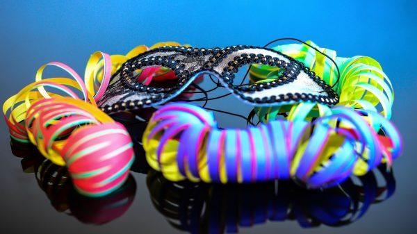 Carnaval (Imagem Pixabay)