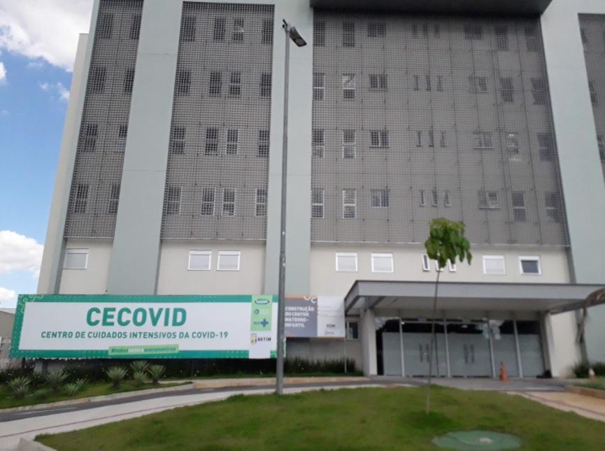 Cecovid-4 Betim (Imagem Agenda Betim)