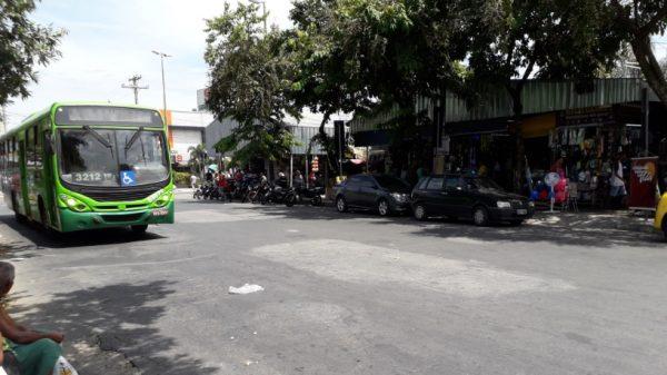 Ônibus intermunicipal em Betim