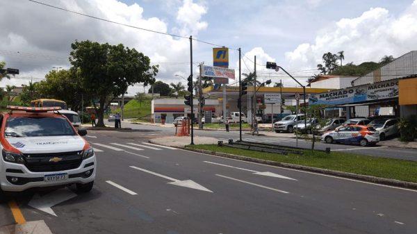 Transbetim muda semáforos e retornos na avenida das Américas (Imagem PMB/Divulgação)