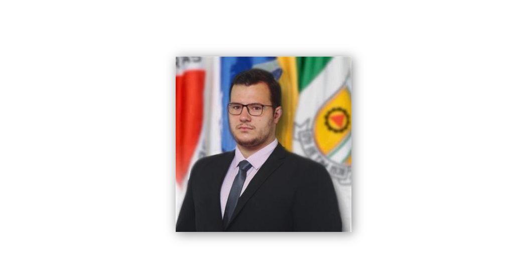 Vitor Braz Marianelli (Vitor Braz) - Imagem Câmara Municipal de Betim