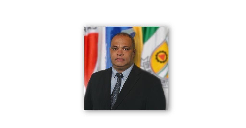 Wellington Ferreira de Souza (Professor Wellington) - Imagem Câmara Municipal de Betim