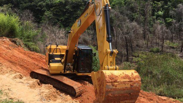Prefeitura planeja intervenções em área de represa que transbordou após chuvas (Imagem PMB/Divulgação)