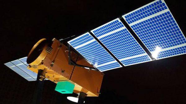 O Amazonia 1 é o primeiro satélite de Observação da Terra completamente projetado, integrado, testado e operado pelo Brasil (Imagem Inpe - Instituto Nacional de Pesquisas Espaciais)