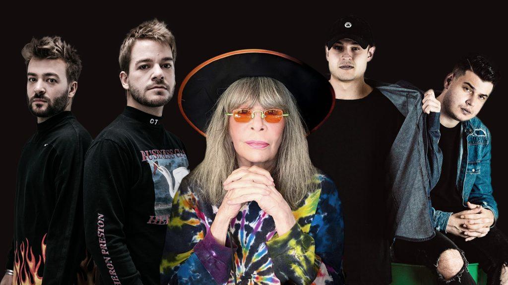 """Clássico de Rita Lee, """"Mania de Você"""", ganha remix oficial de Dubdogz e Watzgood (Imagem Divulgação)"""