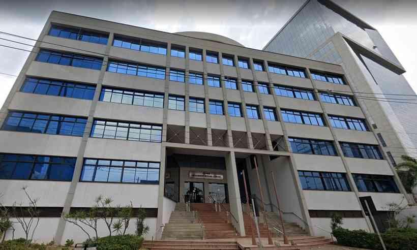 Faculdade Milton Campos (Imagem Reprodução Street View)