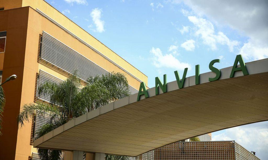 Fachada do edifício sede da Agência Nacional de Vigilância Sanitária (Anvisa) Foto: Marcello Casal Jr./Agência Brasil)