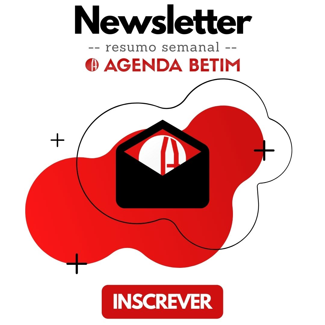 Banner newsletter Agenda Betim