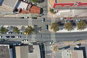 Avenida das Américas (Imagem Rene Descarpontriez/PMB)