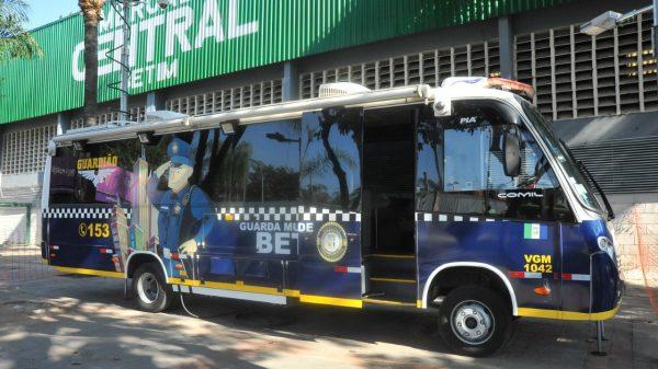 Ônibus Guardião GM Betim