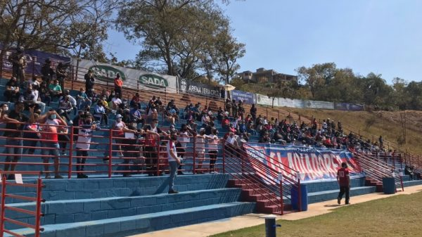 Arena Vera Cruz volta a receber torcedores
