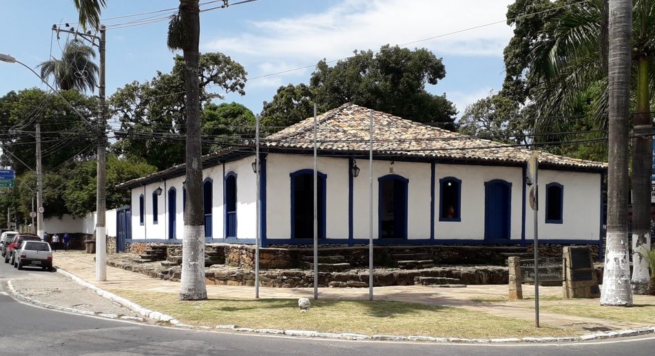 Casa da Cultura em Betim