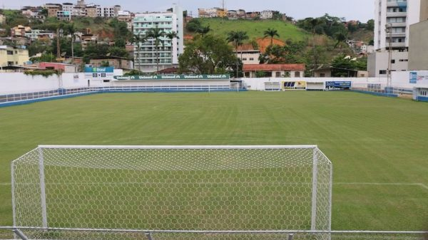 Estádio Affonso de Carvalho (Imagem Aymorés Divulgação)