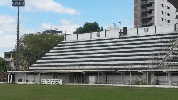 Estádio Mamudão Governador Valadares Imagem FMF