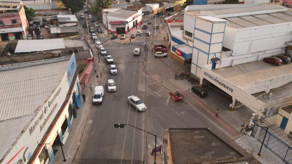 Novos semáforos entram em operação na região do Alterosas - Foto Guga Ribeiro/Ecos/PMB