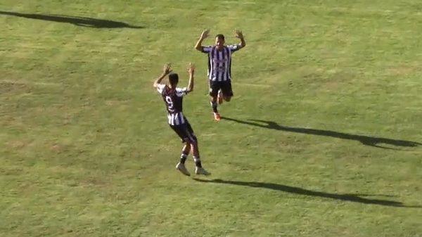 Tupi vence Ipatinga pela 1ª rodada do Módulo II - Imagem Reprodução TVN Sports