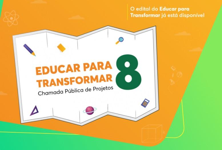 Educar para transformar (Reprodução site oficial)