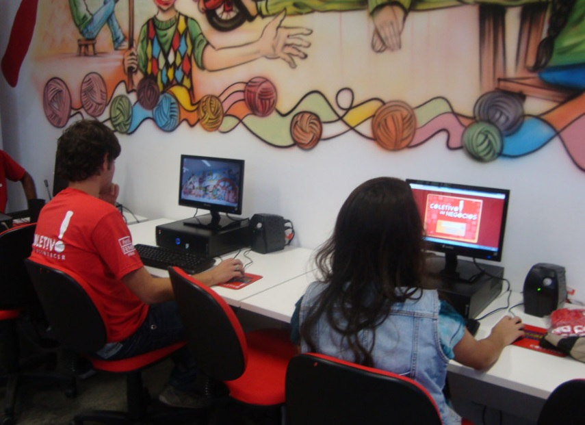 Salão do Encontro receberá recursos do Criança Esperança - Foto: Site Oficial