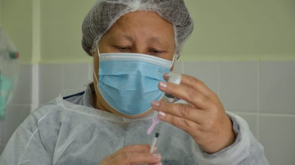 Vacina covid-19 Betim