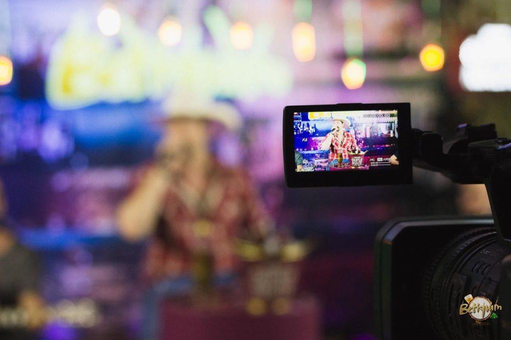 Apresentações musicais foram transmitidas pela internet na edição 2020 do festival - Foto: Betiquim