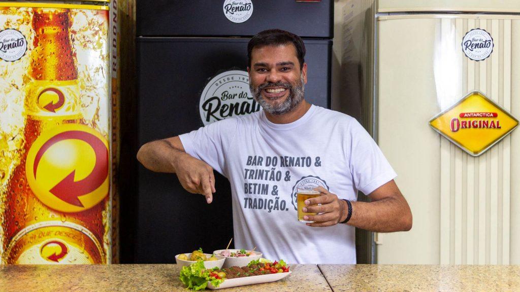Renato Freitas é organizador do Betiquim - Foto Augusto Martins Divulgação
